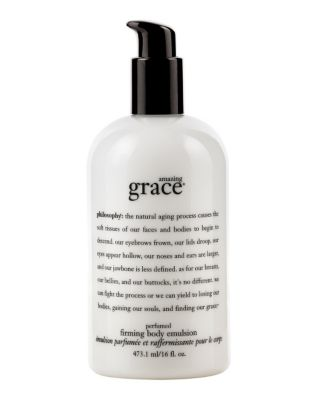 Philosophy Amazing Grace Perfumed Firming Body Emulsion 480ml by Philosophy