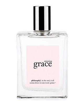 philosophy amazing grace spray fragrance 60ml