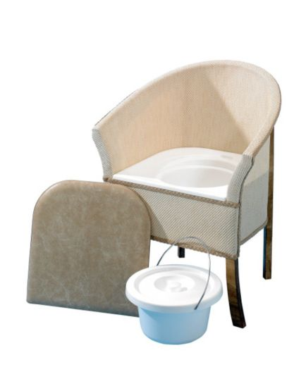 Homecraft Bedroom Commode Chair