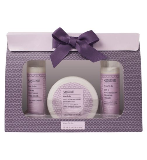 Sanctuary Mum To Be Pure Pamper Bag