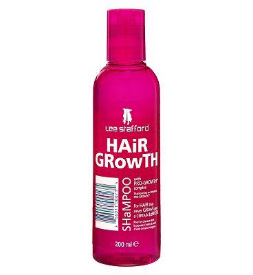Lee Stafford Hair Growth Shampoo 200ml