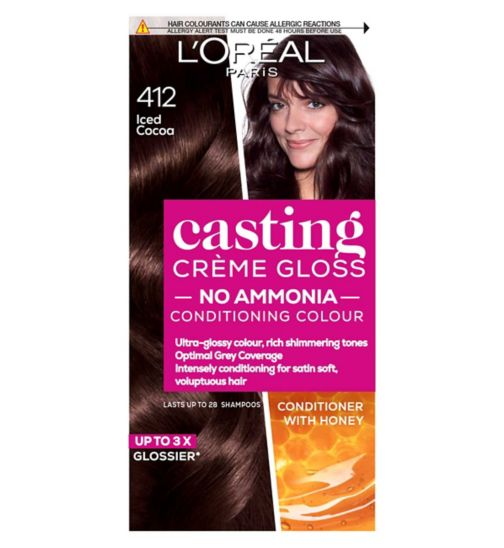 L'Oréal Casting 412 Iced Cocoa