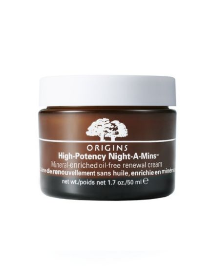 Origins High Potency Night-a-Mins Mineral Enriched oil-free Renewal Cream