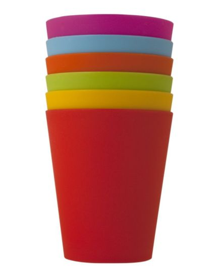 Boots Baby Cups - 6 Pack