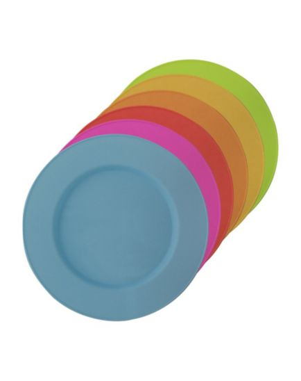 Boots Baby Plates - 6 Pack