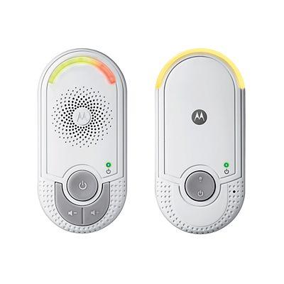 Motorola MBP8 Digital Audio Baby Monitor