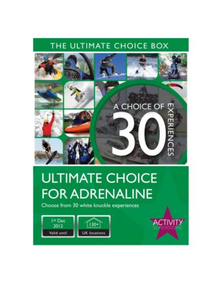 Activity Superstore - Ultimate Choice for Adrenaline