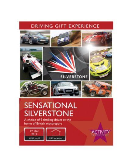 Activity Superstore - Sensational Silverstone