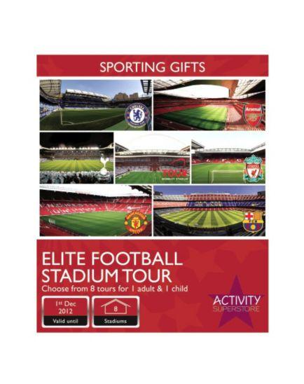 Activity Superstore - Elite Football Stadium Tour