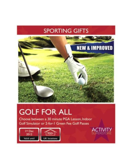 Activity Superstore - Golf for All