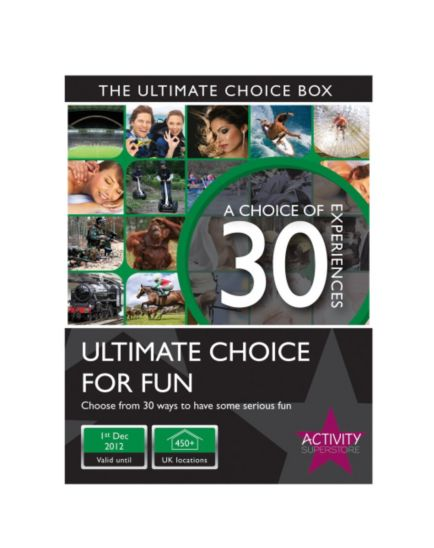 Activity Superstore - Ultimate Choice for Fun