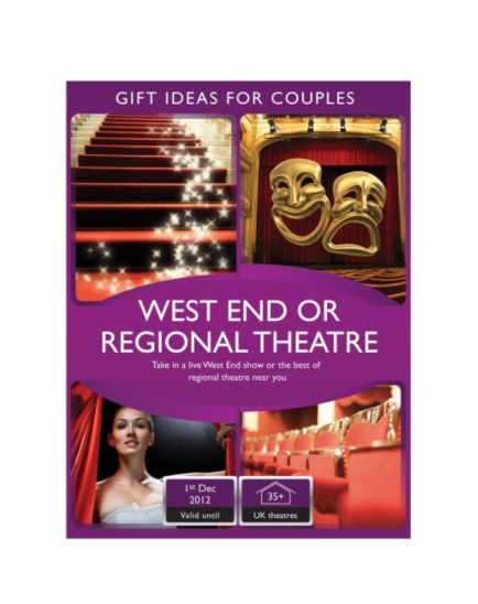 Activity Superstore - West End Shows and Regional Theatre