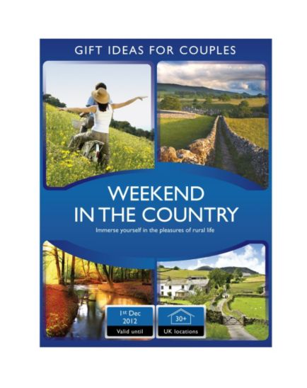 Activity Superstore - Weekend in the Country
