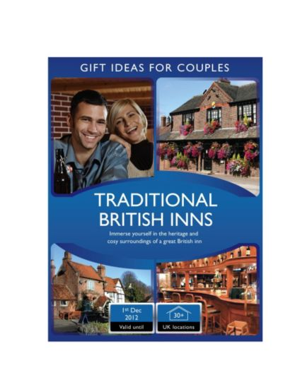 Activity Superstore - Traditional British Inns for Two