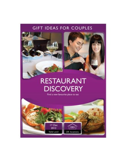 Activity Superstore - Restaurant Discovery