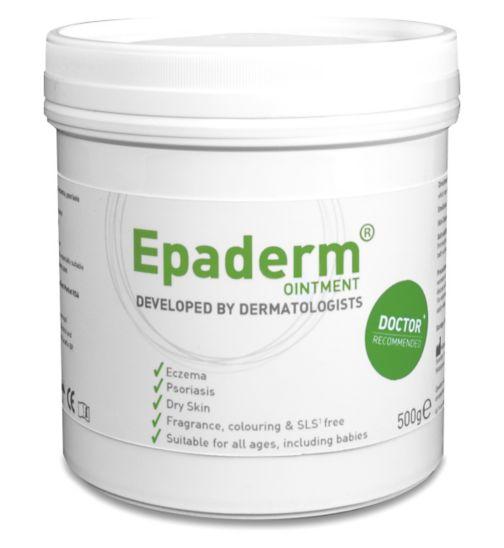 Epaderm Ointment - 500g