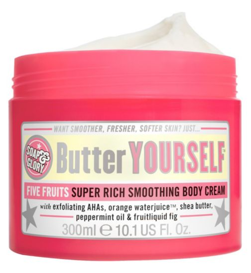 Soap & Glory™ Butter Yourself™ Body Cream 300ml