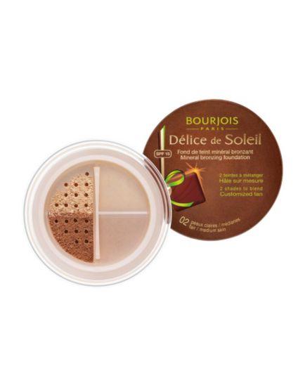 Bourjois Delice De Soleil Bronzing Foundation