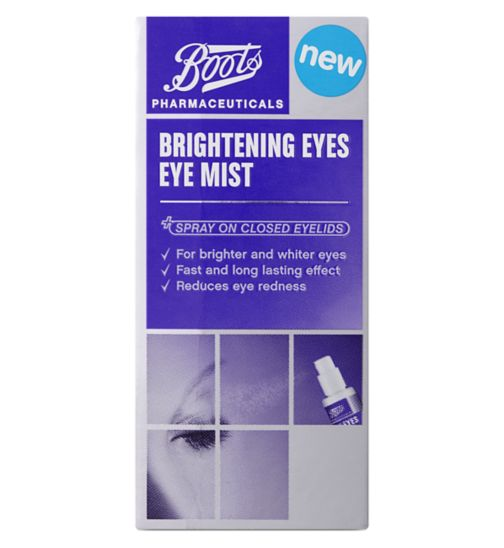 Boots Brightening Eyes Eye Mist (10ml)