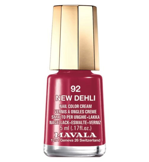 Mavala Mini Colour - New Delhi (5ml)