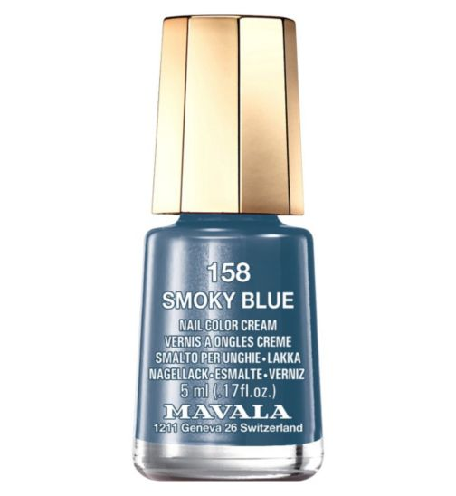 Mavala Mini Colour - Smokey Blue (5ml)