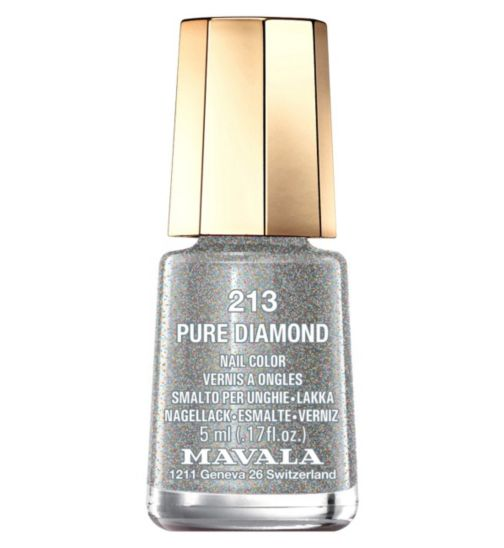 Mavala Mini Colour - Pure Diamond (5ml)