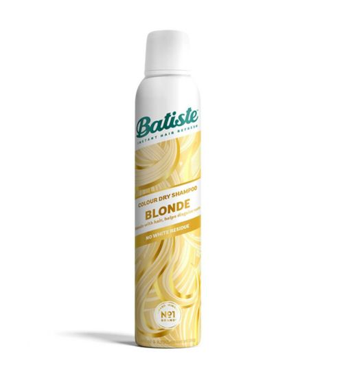 Batiste Dry Shampoo - Brilliant Blonde 200ml