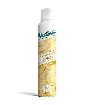 Batiste Dry Shampoo - Light & Blonde 200ml