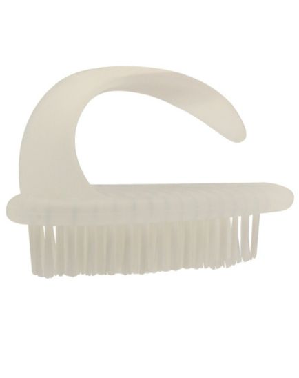 Boots White Nail Brush Frost