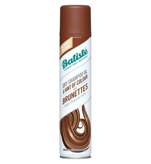 Batiste Dry Shampoo - Medium & Brunette 200ml