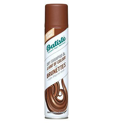 Batiste Dry Shampoo - Medium & Brunette 200ml