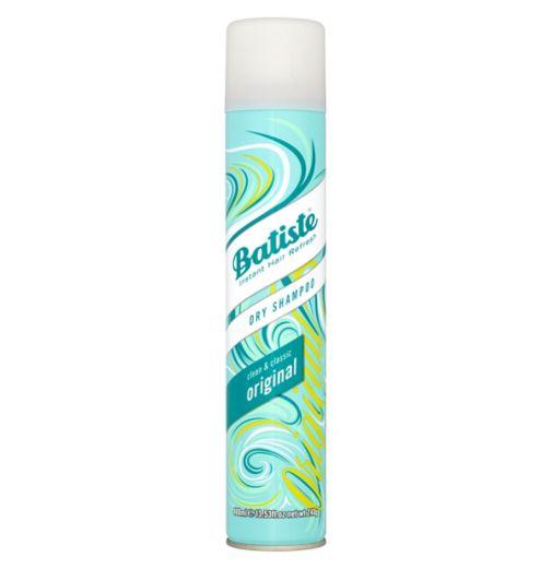 Batiste Dry Shampoo Original - Clean & Classic 400ml
