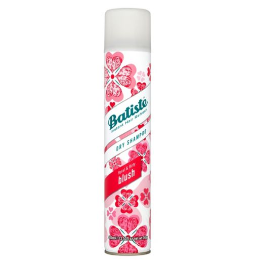 Batiste Dry Shampoo Blush - Floral & Flirty 400ml