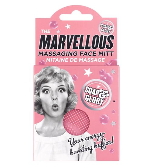 Soap & Glory Face Massage Mini Mitt