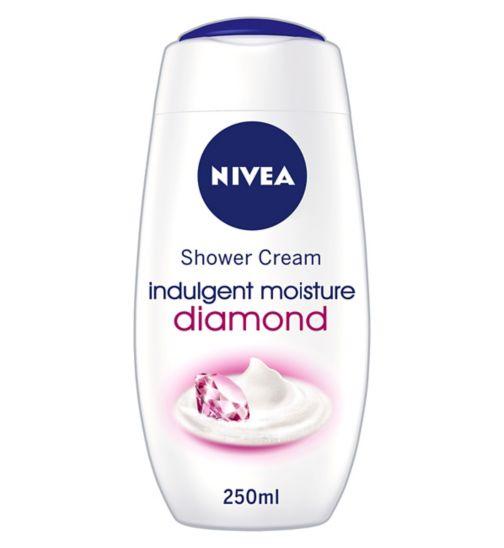 NIVEA Diamond Touch Shower Cream 250ml