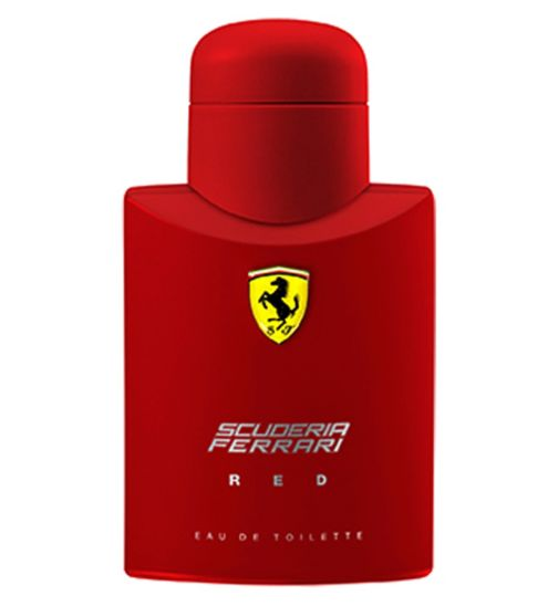 7e9b9483f Ferrari Red Eau de Toilette 75ml