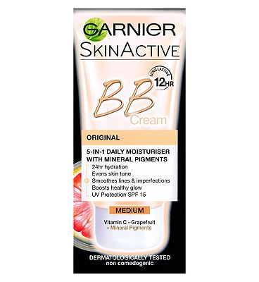 Click to view product details and reviews for Garnier Skin Perfector Daily All In One Bb Blemish Balm Cream Medium 50ml.