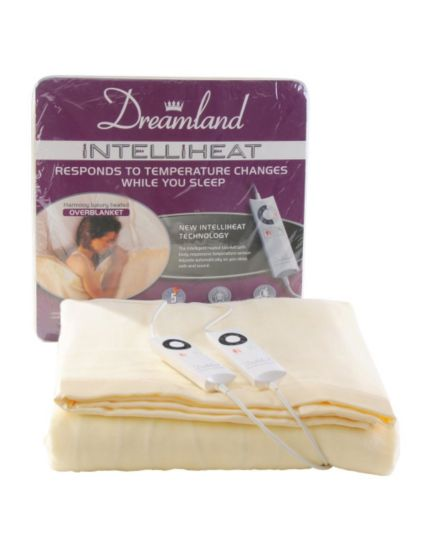 Dreamland Intelliheat overblanket King (dual control)