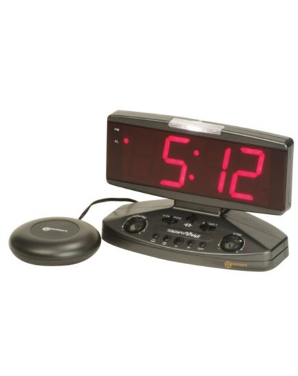Homecraft Wake n Shake Vibrating Alarm Clock