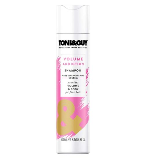 Toni&Guy Volume Addiction Shampoo 250ml