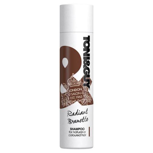 Toni & Guy Radiant Brunette Shampoo 250ml