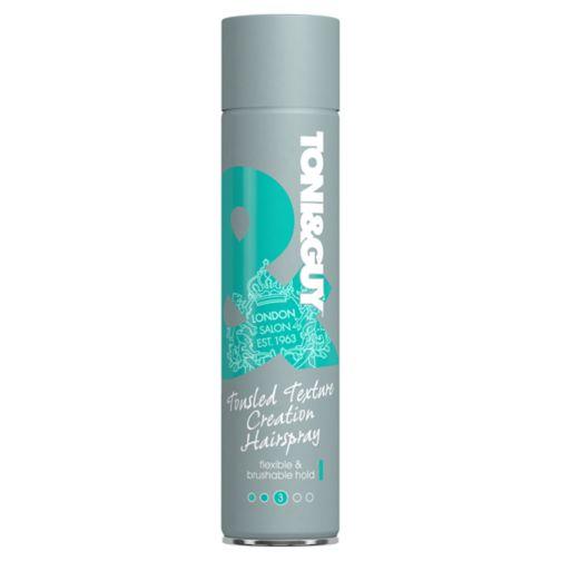 Toni&Guy Casual Flexible Hold Hairspray 250ml