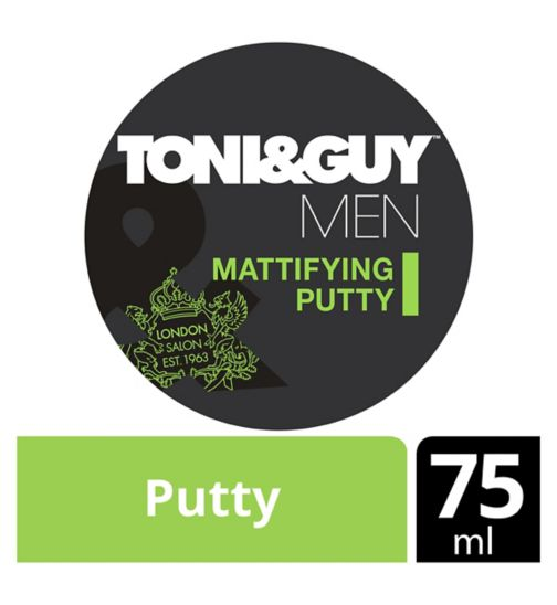 Toni&Guy Styling Putty 75ml