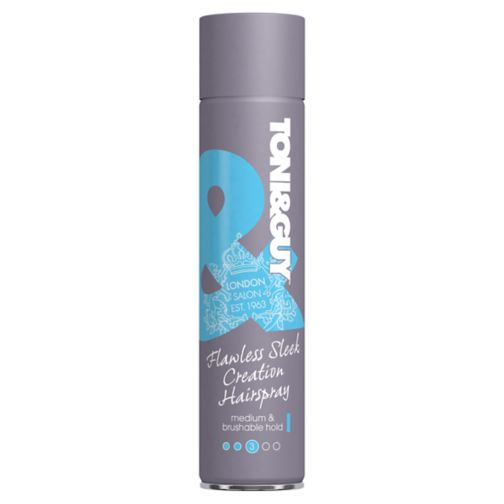 Toni&Guy Classic Medium Hold Hairspray 250ml