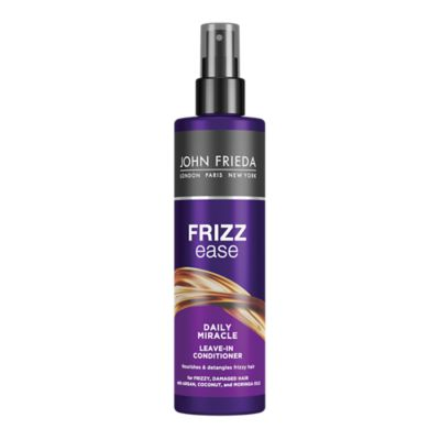 John Frieda Frizz Ease Daily Miracle Leave In Conditioner 200ml by John Frieda
