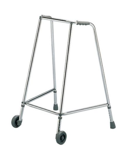 Homecraft Adjustable Height Wheeled Walking Frame