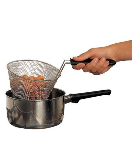 Homecraft Cooking Basket Stainless Steel