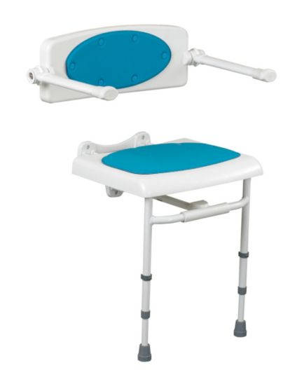 Homecraft Savanah Shower Seat Backrest and Arms