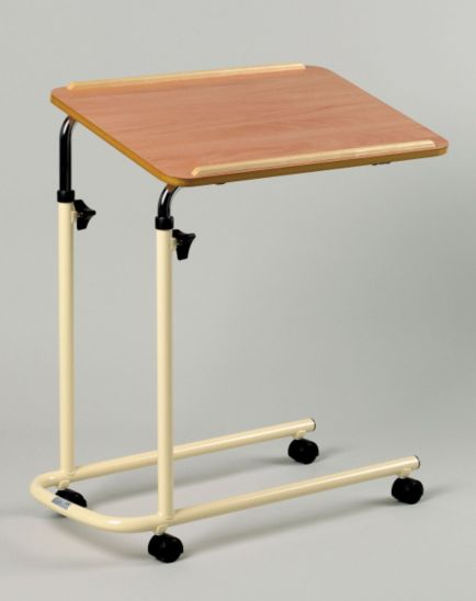 Homecraft Overbed Table with Castors