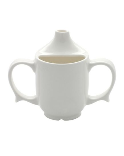 Homecraft Dignity Two Handled Feeder Cup